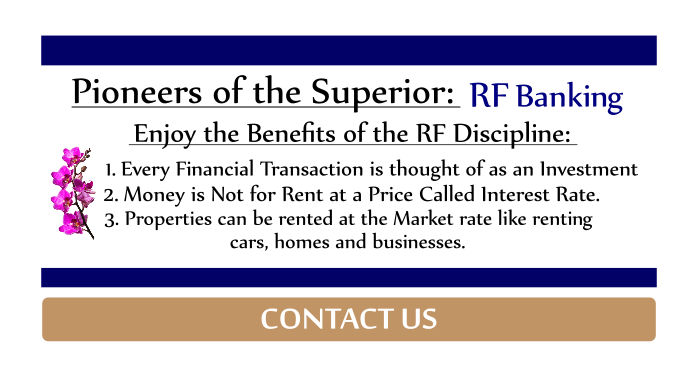 Pioneers of the Superior: RF Banking