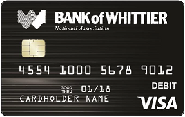 Riba-Free VISA Debit Card