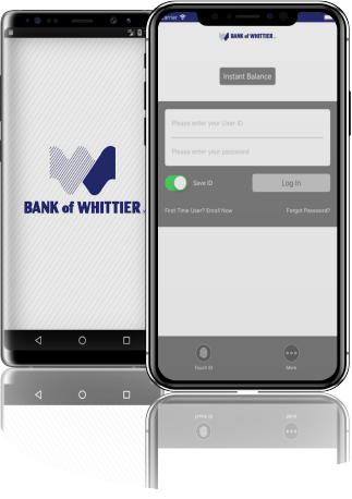 Bank of Whittier Mobile